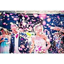 2000 Tissue Paper Rainbow Colors Hearts Confetti DIY Wedding Party Decoration