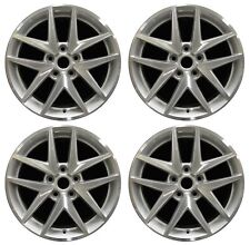 "17"" Ford Fusion 2010 2011 2012 Factory OEM Rim Wheel 3797 3979 Machined Set"