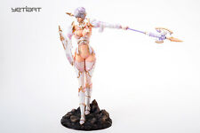 Halberd Warrior Mona Darkness Hand Painted Resin GK Yetiart Figure INSTOCK