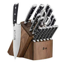 Cangshan S Series 17-piece Forged German Steel Knife Set