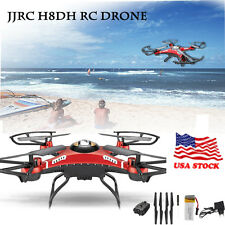 JJRC H8DH 6-Axis Gyro 5.8G FPV HD Helicopter Camera Monitor RC Quadcopter Drone