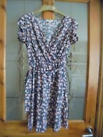 SIZE 8 PRIMARK/ATMOSPHERE FLORAL TUNIC DRESS