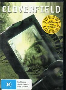 Cloverfield (DVD,2008) 2 Disc Set - NEW+SEALED RARE