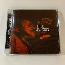 Fred Jackson - Hootin' 'N Tootin' - SACD Super Audio CD Hybrid SEALED Blue Note