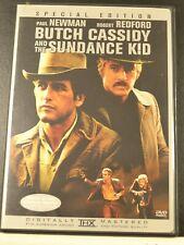 Butch Cassidy And The Sundance Kid Dvd (Like New) Thx