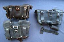 WW II  WW2 German army Mauser K98k Ammo Pouch  1938 Signed