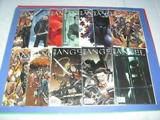 Lot 12 Angel After the Fall 9-20 all VF/NM Virgin variant 10 Dark Horse 2008 682