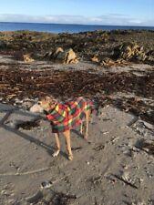 """dog Snood jumper fleece house coat italian whippet lurcher greyhound 26""""Buchanan"""