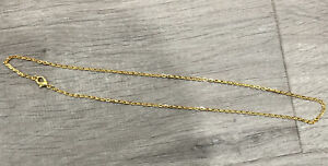 18k Gold Plated Necklace Chain