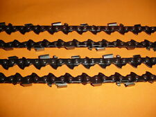 """32"""" .404 .058 GAUGE CHAINSAW CHAIN 100 DRIVE LINKS FULL CHISEL NEW ---- DOWN 61"""