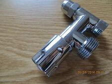 Geräteventil 3/8 Gerätezusatzventil Eckfix Eckventil einfache Montage NEU