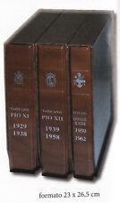 Raccoglitore per monete Pio XI 1929 1938