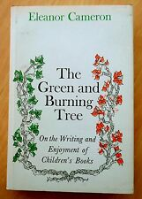 The Green & Burning Tree by Eleanor Cameron 1969 HC DJ 1st Ed CHILDREN'S BOOKS
