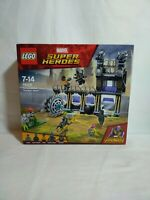 LEGO 76103 Marvel Avengers Corvus Glaive Thresher Attack Brand New Sealed Ex Dis