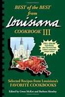 Best of the Best from Louisiana III (Best of the Best State Cookbooks) by  Gw…
