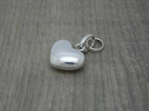 100% Genuine Links of London Solid Sterling Love heart Charm
