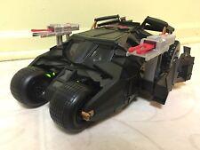 Batman DARK KNIGHT BATMOBILE Tumbler (Black version)H1387-NO SOUND