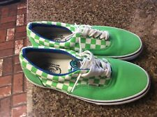 Vans Haro BMX Green Shoes Mens 8 women's 9.5  Limited Edition