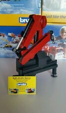 Bruder Hiab crane, FREE POST ,suit Tamiya, Wedico, RC 1/14, 1/16 conversion.