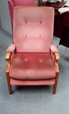 Cintique recliner arm chair