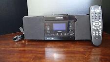 Sangean DDR-63 WiFi Internet Radio CD FM-RDS/Aux In iPOD Dock USB