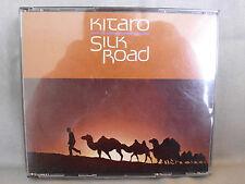 Kitaro- Silk Road I & II- 2 CD-Box- KUCKUCK 1981- lesen