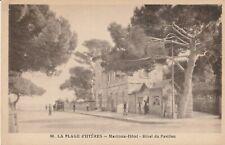 CPA Hyères (83) - Maritima Hôtel - Hôtel du pavillon