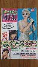 Foto Music Madonna cover - David Bowie - Jane Birkin - Les Communards -Los Lobos