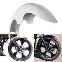 """Tire Hugger Series Level Front 23"""" Fender For Harley Davidson FLHX FLHR 14-UP"""