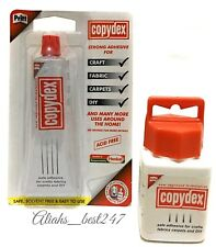 Copydex Glue Adhesive Strong Water Based Latex Rubber Craft Glue Multi-Purpose.