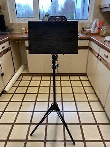 Powerflash Photographic Studio Light Stand With Flag