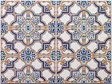 """Spanische Musterfliesen """"Mijas"""" für Mosaik, 2te Wahl, ca. 42 x 56 cm"""