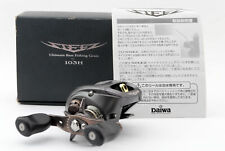 Daiwa Steez 103H Right handed Baitcasting Reel Used Japan Very Good #455