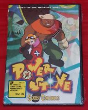 Power Stone Vol. 4: The Search Continues (DVD, 2002) Japanese LACEY CAPCOM NEW