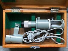 Mikroskop B7 24-fache Vergrößerung mit Meßeinrichtung zur Härtemessung (zB)