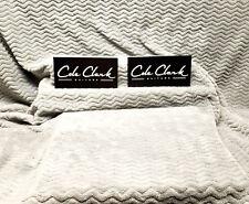 Cole Clark Guitars 2 Sticker Set<<>>L@@K