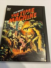 The Time Machine (Dvd, 2000) 1960 H.G. Wells Sci-Fi Film w/ Rod Taylor