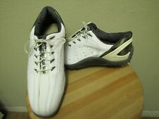 White, FootJoy, Spikeless Golf Shoes. Size 10.5M