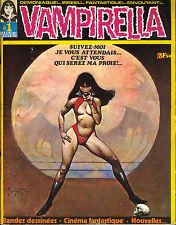 VAMPIRELLA N° 1 Edition France Janvier 1971