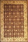 Hand-knotted Rug (Carpet) 6'2X9'1, Agra mint condition