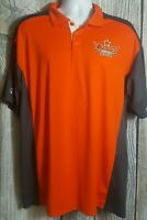 Holloway Valley Lacrosse Select Polo Shirt Men's Size XL Polyester Short Sleeves