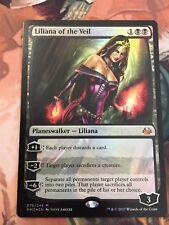1x Liliana of the Veil FOIL MM17 NM/LP