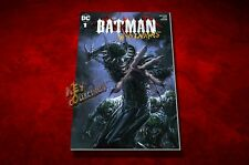 DC COMICS The Batman Who Laughs #1 CLAYTON CRAIN Variants - COVER A / B / C