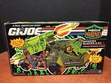 GI Joe 1992 Monster Blaster A.P.C. Complete Never Used Dela0184