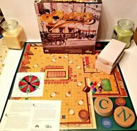 Cheers Classic Trivia Board Game Vintage 1992 Complete