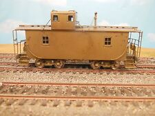 HO BRASS ALCO MODELS X-124 PENNSYLVANIA N6-S CABIN CAR