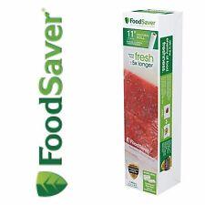 "11"" Food Saver Roll Vacuum Sealer Storage Bag"