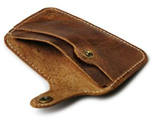 Pouch Card Holder Men's Credit Cards Package Wallets ID Card Case Coin Purse Bag
