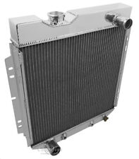 """2 Row 1"""" Discount Champion Radiator for 1965 1966 Ford Mustang V8 Engine"""