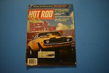 Hot Rod Magazine March 1983